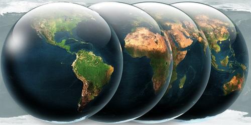 グローバル時代 輸入イメージ