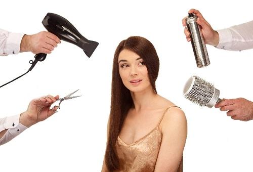 様々な脱毛症 女性